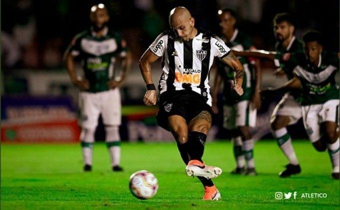 Fábio Santos (Atlético-MG) - Contrato válido até 31 de dezembro de 2020.
