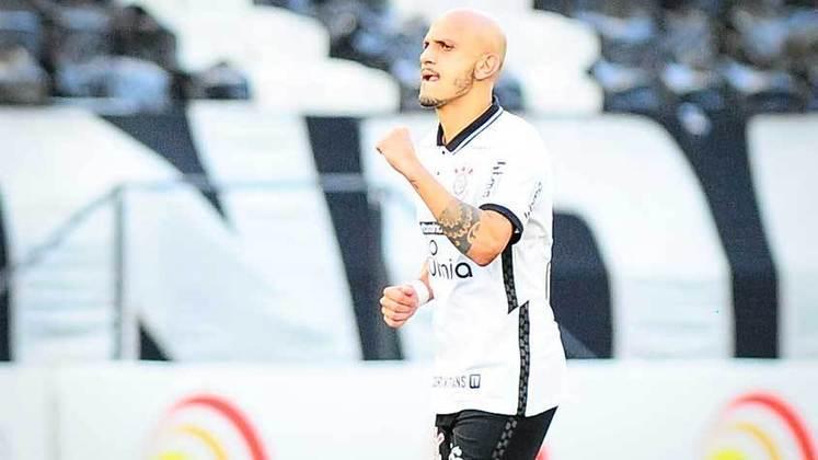 Fábio Santos - Clubes: Atlético-MG e Corinthians - Pênaltis cobrados: 16 - Pênaltis convertidos: 16 - Aproveitamento: 100%.