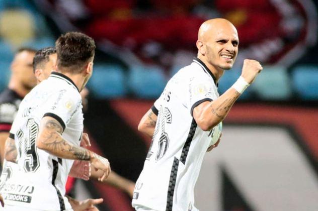 Fábio Santos - lateral-esquerdo - 35 anos - voltou ao Corinthians em 2020 e é titular absoluto do time na disputa da Série A do Brasileirão.