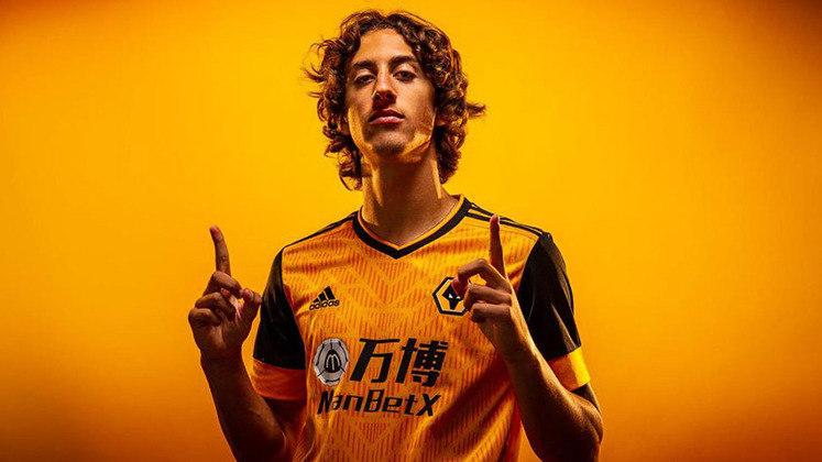 Fábio Silva – 25 milhões de euros (cerca de R$ 165 milhões) é o valor do português de 18 anos, que atua pelo Wolverhampton.