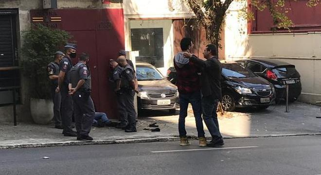 Fabio Wajngarten foi vítima de tentativa de assalto