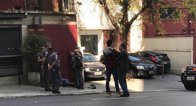 Wajngarten deteve o homem que tentou assaltá-lo com pistola