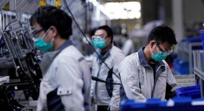 Produtos fabricados na China já estão em falta