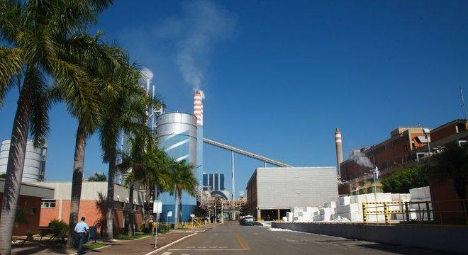 Fábrica da Suzano Report produz 20 mil toneladas por ano de um dos principais produtos usados na fabricação da cola sustentável