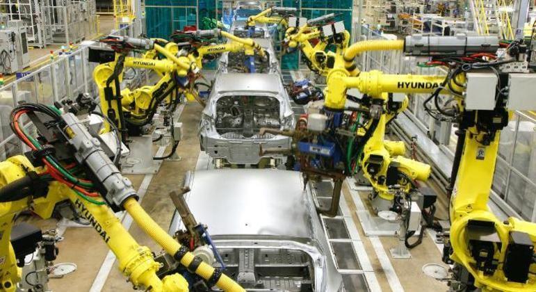 Todas as montadoras foram afetadas pela indisponibilidade de componentes eletrônicos no mercado