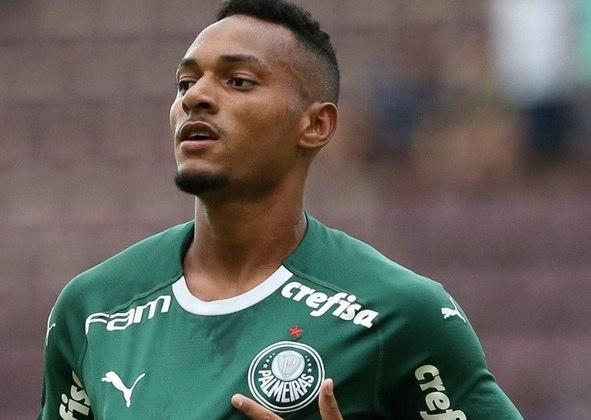 Fabrício (19 anos - atacante): Outro que ganhou a primeira oportunidade com o treinador português. Sã três jogos no profissional.