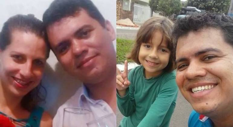 Fabrício matou esposa e enteada de nove anos em Pompeia (SP)