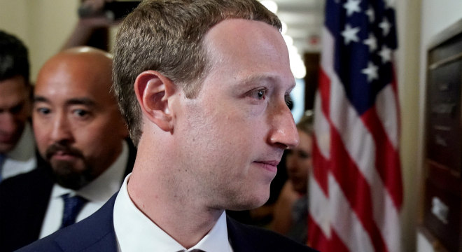 Dono do Facebook, Mark Zuckerberg, deve comparecer à Câmara até janeiro