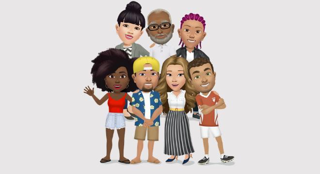 Facebook lança avatares e brasileiros relembra do Orkut
