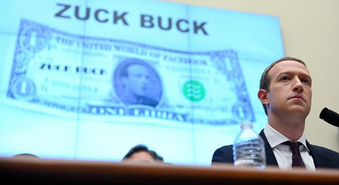 Mark Zuckerberg falou diante de comitê do Congresso dos EUA