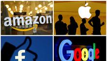 Facebook, Google, Apple e Amazon depõem no Congresso dos EUA