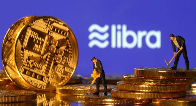 Facebook diz que pode usar criptomoedas com base em moedas nacionais