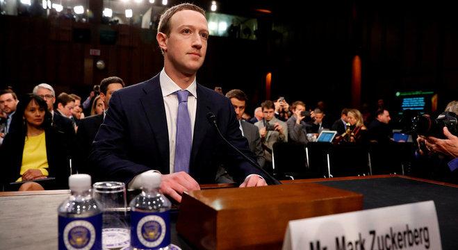Mark Zuckerberg envia esclarecimentos por escrito ao Congresso dos EUA