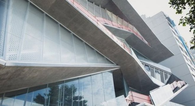 Obras da nova sede do MIS-RJ estão paralisadas desde 2016