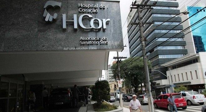 HCor aponta que já registrou 36 internações até esta terça-feira