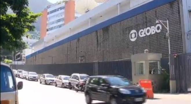Uma das sedes da Rede Globo, no Rio de Janeiro
