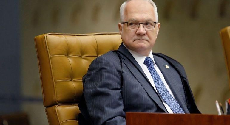 Ministro seguiu entendimento da PGR, que foi contrária à homologação da delação