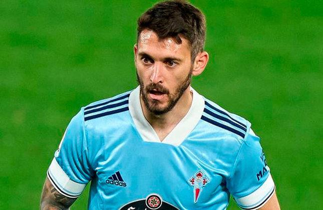Facundo Ferreyra - Clube: Sem clube (Celta de Vigo foi seu último clube)- Posição: atacante - Idade: 30 anos - Livre no mercado desde: 01/07/2021