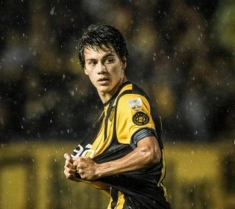 Facundo Pellistri é uma das principais revelações do futebol uruguaio nos últimos anos. Atualmente, ele tem 19 anos e joga no Alavés, da Espanha, emprestado pelo Manchester United. Pellistri é atacante e foi revelado pelo Peñarol.