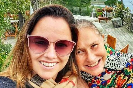 Mãe e filha se uniram na quarentena