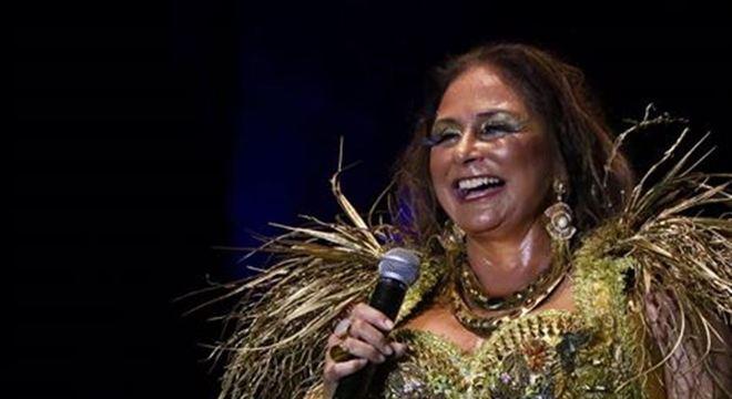 Fafá de Belém integra há anos a programação do Carnaval do Recife