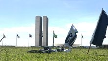 Maia reclama de ataque a faixas de Baleia Rossi em Brasília