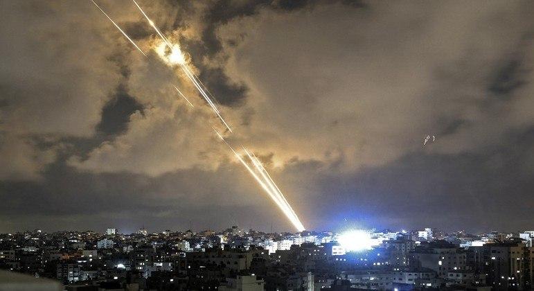 O Hamas lançou mais de 4,3 mil foguetes durante os 11 dias do conflito