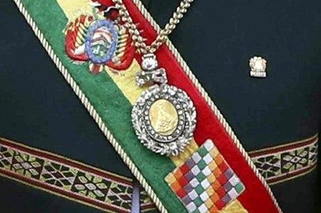 A medalha tem valor histórico 'incalculável'