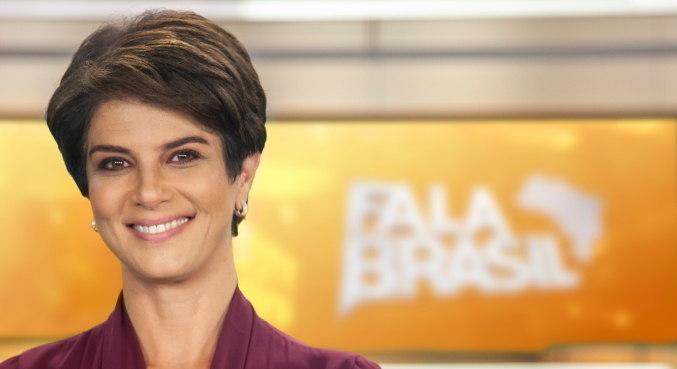 Mariana Godoy apresenta o Fala Brasil