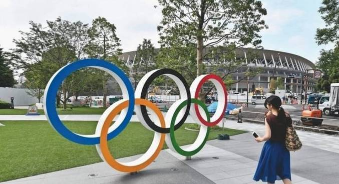 Abertura da Olimpíada de Tóquio está prevista para 23 de julho