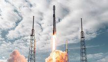 Histórico: SpaceX lança foguete com 143 satélites a bordo