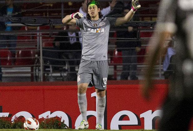 Falhou bizarramente contra o São Paulo na Recopa Sul-americana espalmando para dentro do gol chute de Aloísio, dando de graça um gol ao tricolor e empatando o jogo até aquele momento.