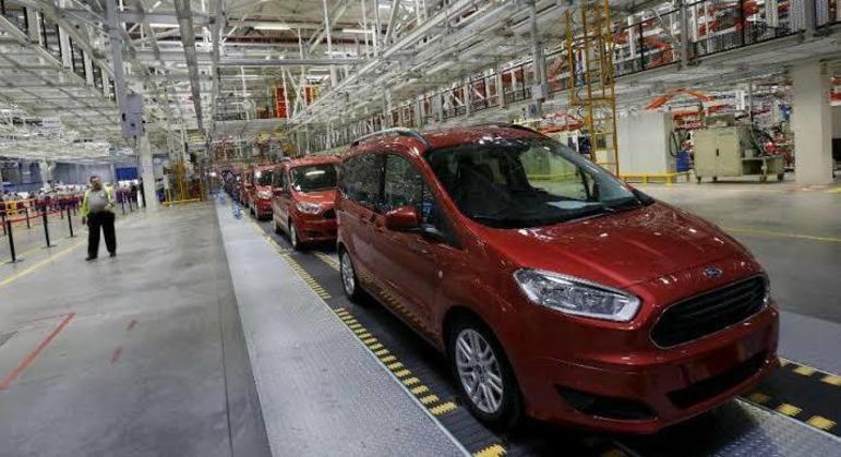 Ford suspende a produção em Saarlouis, na Alemanha
