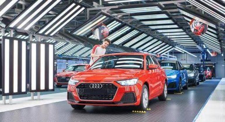 Audi reduz ritmo de produção em Ingolstadt e Neckarsulm