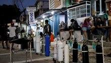 Hospitais ficam sem oxigênio na pior fase da pandemia na Indonésia