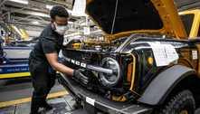 Falta de peças paralisa produção de automóveis em todo o país