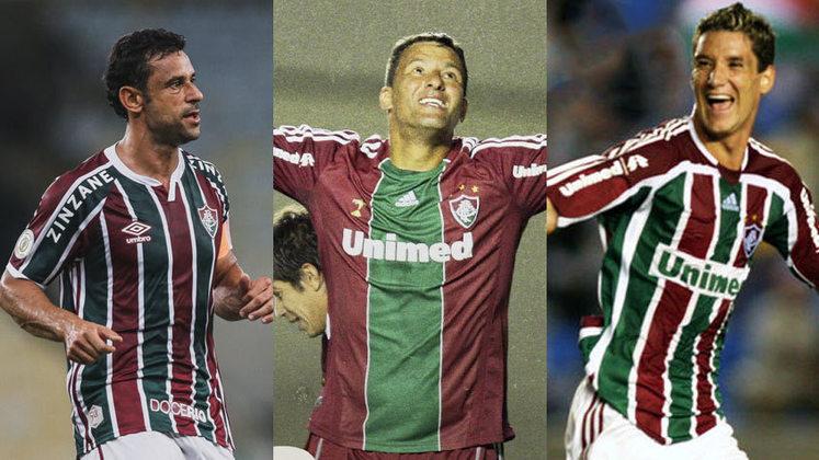 Faltando menos de um mês para a estreia do Fluminense na Libertadores, o LANCE! preparou uma série de matérias especiais para relembrar o ambiente da competição. Assim, veja os maiores artilheiros do Tricolor no torneio sul-americano, além de todos os jogadores que já marcaram pelo Flu na Libertadores.