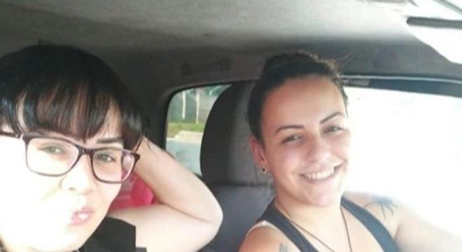 Carina Ramos e Ana Flavia Gonçalves estão presas