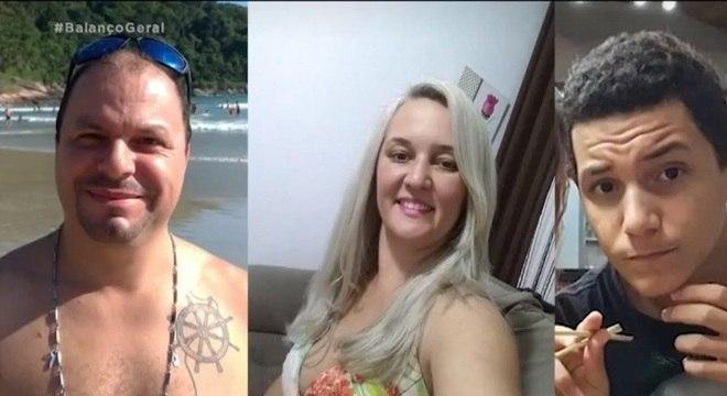 Família foi encontrada carbonizada em carro