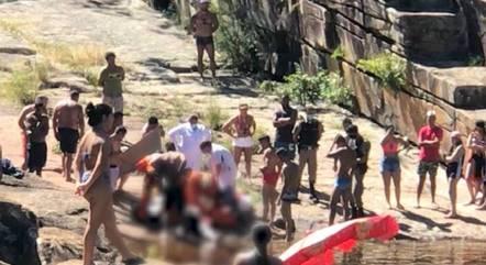 Médicos constataram a morte no local do acidente