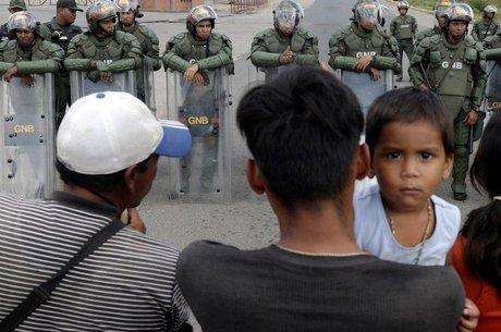 Um dos temores do governo brasileiro é que uma guerra com a Venezuela gere um conflito prolongado, com custos econômicos e perda de vidas