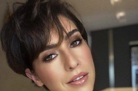 Fernanda Paes Leme comentou romance com Thiago Martins