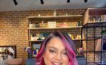 Apesar de parecer um look ousado, pintar o cabelo de rosa é mais 'seguro' do que você imagina