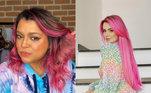 Preta Gil e Marcela McGowan são as mais novas adeptas de cabelo cor-de-rosa. Nesta semana, as duas usaram o Instagram para mostrar o resultado da transformação, que agradou a muitos fãs e tem tudo para te inspirar a mudar também!