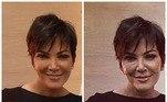 Como não podia deixar de ser, a matriarca do clã Kardashian-Jenner está na lista. A família toda é bem conhecida pelas edições descaradas e recentemente Khloé até abriu um processo para tirar de circulação uma foto sua sem retoques