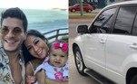 No início de janeiro, quando Mayra ainda estava casada com Arthur Aguiar, o casal presentou a babá da pequena Sophia com um carro. À época, a empresária compartilhou imagens do momento de entrega do presente no Instagram. O veículo, modelo Grand Vitara, da Suzuki, era avaliado em aproximadamente R$ 35 mil.