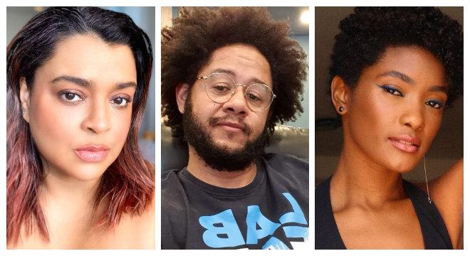Preta Gil, Emicida e Erika Januza protestaram nas redes sociais