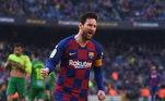 """Em 2011 Messi deu uma entrevista para a revista infantil """"Recreio"""" e falou sobre a possibilidade de jogar no Brasil. """"A verdade é que times como São Paulo e Corinthians são equipes em que qualquer jogador gostaria de estar"""""""