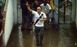 Em 2010, Vin Diesel veio para o Brasil gravar o filme 'Velozes e Furiosos 5', e ganhou uma camisa do Vasco de presente quando passou perto de São Januário