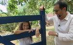 Em conversa com Geraldo Luís, no início do ano, a atriz veterana, que acumula mais de 60 anos de carreira, contou detalhes sobre o romance com o cantor Roberto Carlos